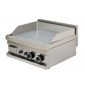Gas griddle HOT MAX 600,...