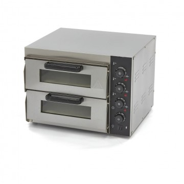 PIZZA OVEN Compact 2 x 40...