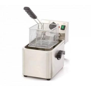 Elektriskais fritieris 4 litri