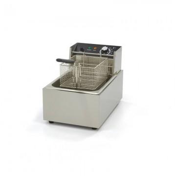 Elektriskais fritieris 6 litri
